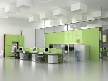 Clean Office by Mighty Mop