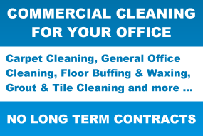 Mighty Mop Commercial Cleaning Services