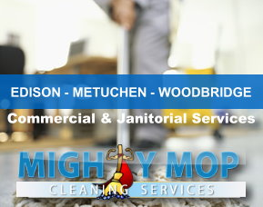 Mighty Mop Service Area